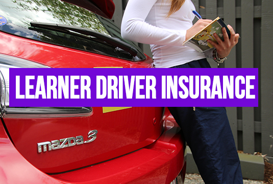 Learner Drivers Insurance