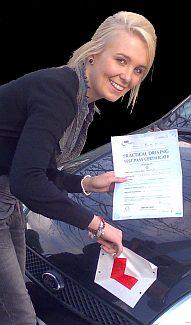 Gwithcert 1 Carcaptain Intensive Driving School